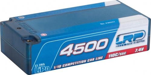 LRP 4500 Shorty LiPo CCL Hardcase LRP 430227