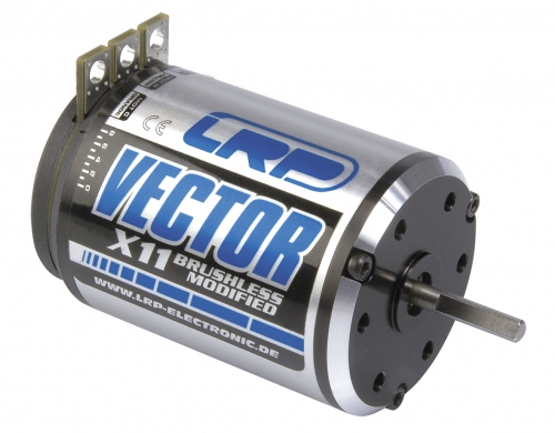Vector X11 8.5t Brushless Modified LRP 50651