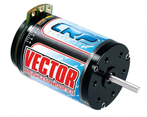 VECTOR Brushless Modified 4-Star (5.5T) LRP 50680