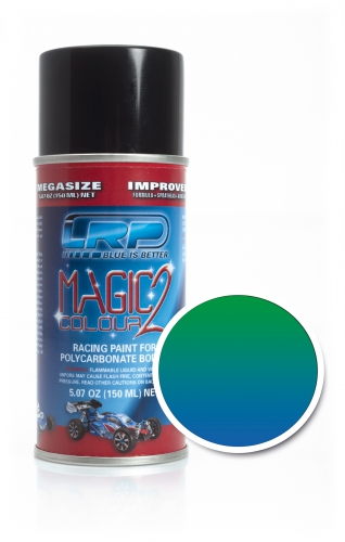 US Magic Colour 2 Color Changing Saphire LRP 630052