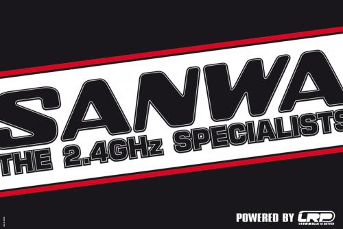 Sanwa Banner (119x80 Papier) LRP 63900