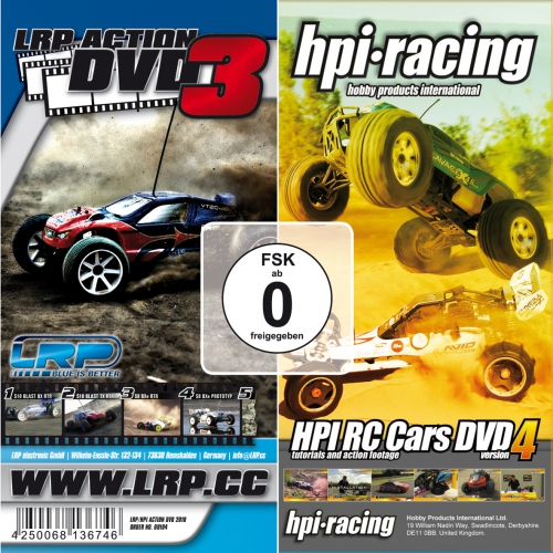 LRP/HPI Action DVD 2010 LRP 69104