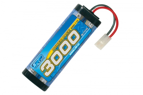 LRP Power Pack 3000 - 7.2V - 6-Zellen LRP 71115
