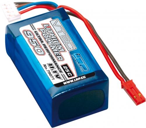 LiPo Flugakku 950 - 25C - 11.1V LRP 79071