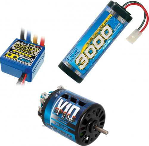 S10 Blast Speed-Kit 45km/h LRP 80560