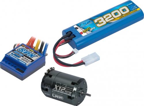 S10 Blast Speed-Kit 60km/h LRP 80562