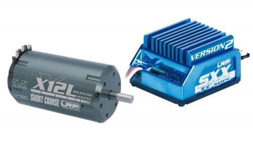 BL Combo SXX TC spec V2/ X12L SC 5.5T LRP 80783