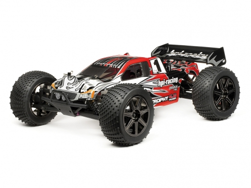 Trophy 4.6 RTR Truggy hpi racing H101153