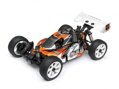 Pulse 4.6 Buggy RTR (2.4GHz) hpi racing H101708