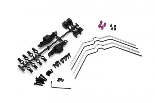 Stabilisator Set (vorne/hinten/Savage X) hpi racing H102538