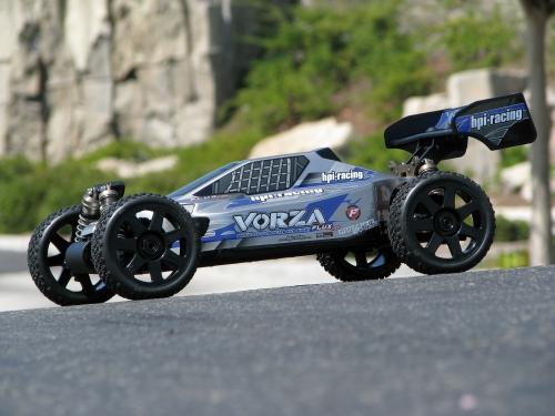 Vorza Flux RTR mit VB-1 Buggy Karosserie hpi racing H103421