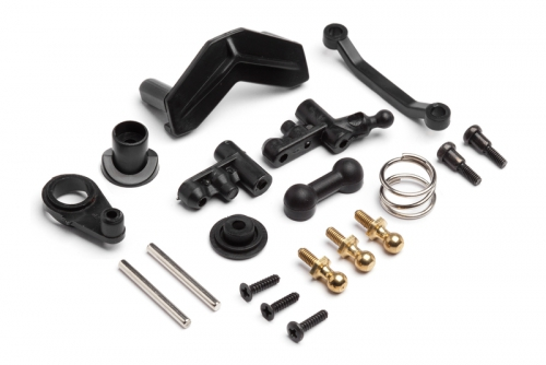 Lenkservohalter/Servo Saver Set (Recon) hpi racing H105517