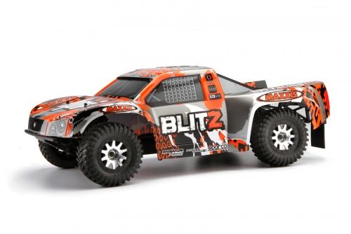 Blitz RTR Short-Course Truck hpi racing H105832