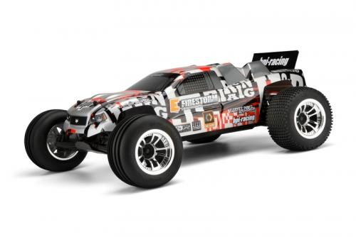 E-Firestorm 10T RTR DSX-2 Truck (2.4GHz) hpi racing H105845