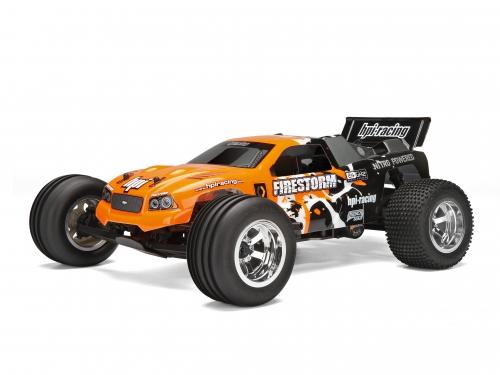 Firestorm 10T RTR 2.4GHz DSX-2 Karo hpi racing H105866