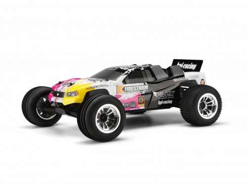 E-Firestorm 10T Flux RTR DSX-2 (2.4GHz) hpi racing H105879