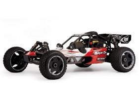 BAJA 5B 2.0 RTR mit 5B-1 Karo (rot) hpi racing H10632