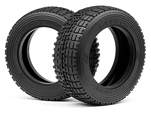 Rodeoo Glue-Look Reifen S (185x60mm/2St) hpi racing H106898
