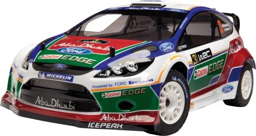 WR8 3.0 RTR 2011 Ford Fiesta WRC hpi racing H106950