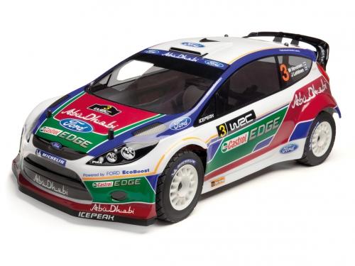 Ford Fiesta Abu Dhabi Karosserie (WR8) hpi racing H108025