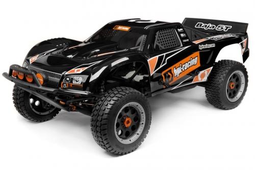 Baja 5T-1 Truck Karo (schwarz lackiert) hpi racing H110677