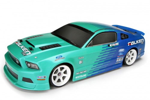 E10 Drift Justin Pawlak Ford Mustang hpi racing H111277