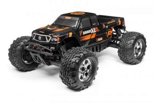 Savage XL Flux RTR 1/8 Monster-Truck mit Flux-Antrieb hpi racing H112609