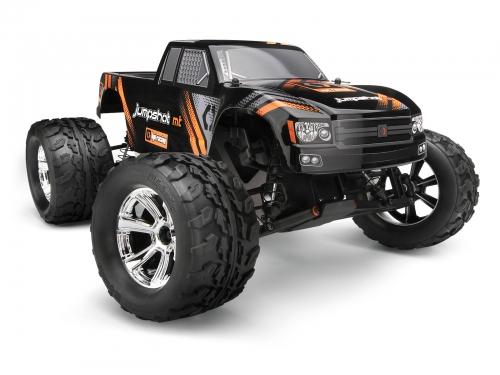 JumpShot MT RTR (1/10 2WD Monster-Truck) hpi racing H115116