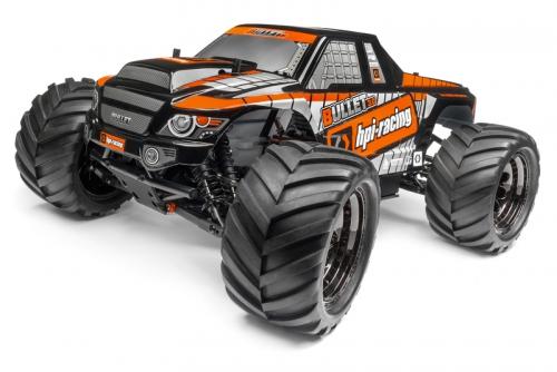 Bullet MT 3.0 Karo (schwarz/ausgeschn.) hpi racing H115508