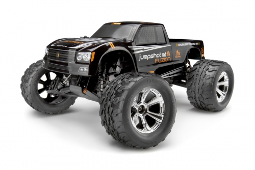 Jumpshot MT Flux Fuzion RTR 2WD Monster-Truck mit Flux-Antrieb hpi racing H116210