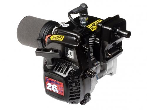 Fuelie 26S Motor (Benzin) hpi racing H15403