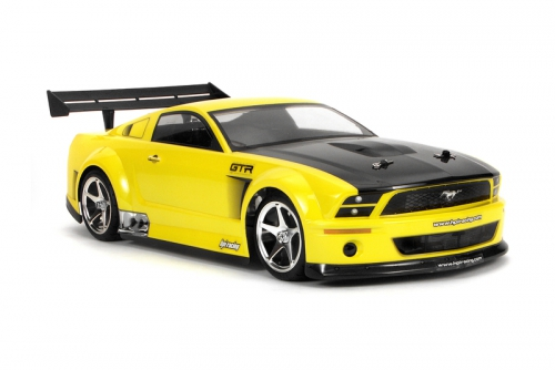 Ford Mustang GT-R Karo. (200mm/WB255mm) hpi racing H17504