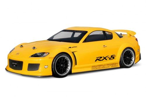 Mazda RX-8 Karosserie (190mm) hpi racing H7388