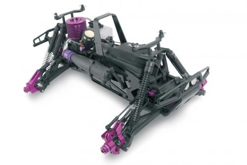 Savage Aufhaengungs-Umbau Set hpi racing H87245