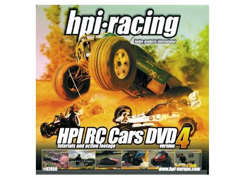 HPI racing LRPH92050 HPI RC Cars DVD Version 3.5 hpi racing H92050