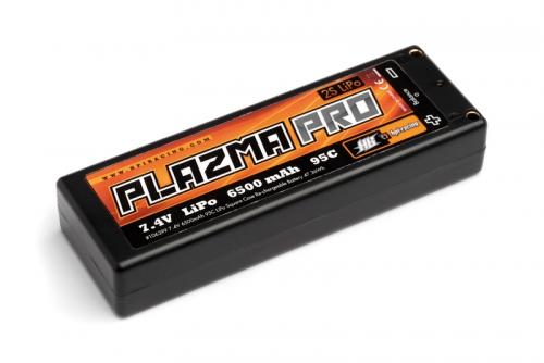 PlazmaPro 7.4V 6500mAh 95C LiPo-Akkupack hpi racing HB106399
