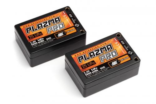 PlazmaPro 7.4V 5600mAh 95C LiPo-Akkupack hpi racing HB106400