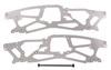 Lange Chassisplatten (+1 Inch/Truckz.) hpi racing HB61176