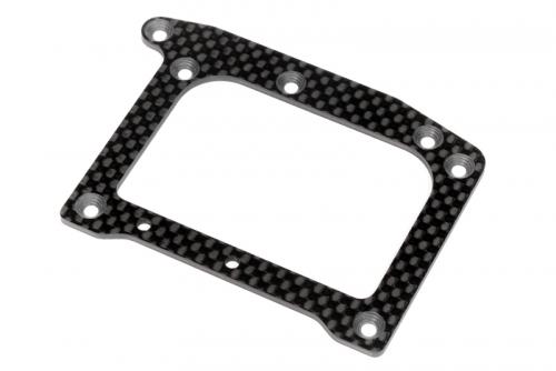 Power Pod Platte hinten (2.0mm/Cycl 12) hpi racing HB61650