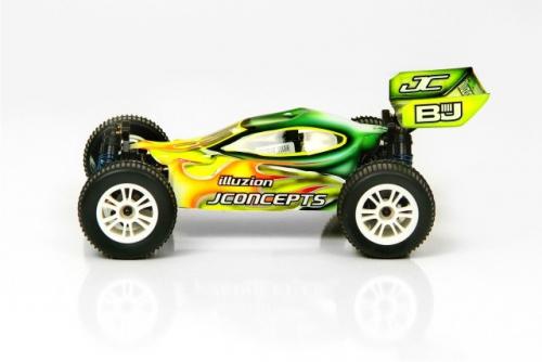 Illuzion - Mini BJ4 Worlds body LRP J0018