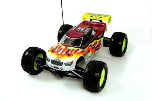Illuzion - Revo 3.3 body (heavy-duty) LRP J0023HD