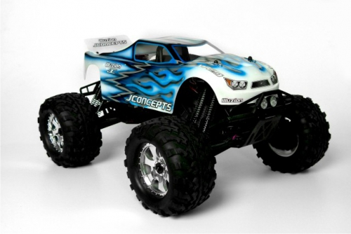 Illuzion - Savage X body (heavy-duty) LRP J0031HD