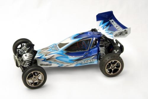 Illuzion -  - Hi-Speed body w/ 7 LRP J0043
