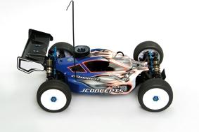 Illuzion - RC8 - Hi-Flow body LRP J0052