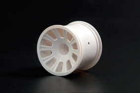 Rulux - 1/10th RC10T4 / GT2 front wheel LRP J3312