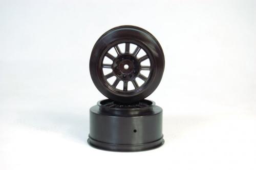 Rulux - Blitz Felge (schwarz) LRP J3330B