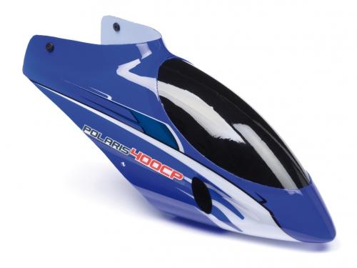 Kabinenhaube blau (Polaris 400 CP) LRP ML44019