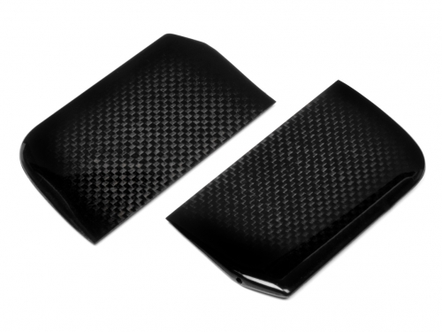 Carbon Fibre Flybar Paddles (400CP) LRP ML44054