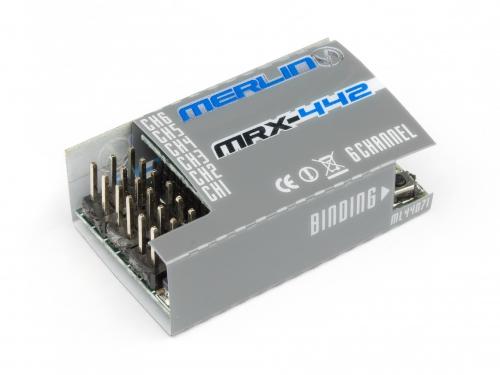 Empfänger 2.4GHz (Polaris 400CP) LRP ML44071