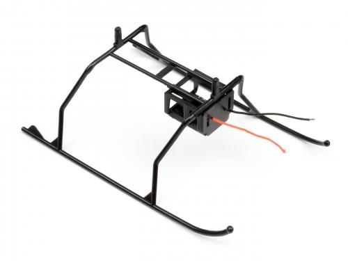Landegestell schwarz (Tracer 60) LRP ML47072